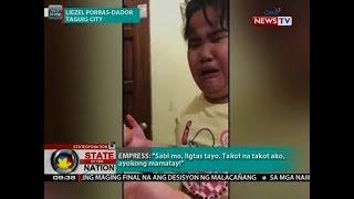 SONA: 7-anyos, walang tigil sa pag-iyak sa takot na mamatay dahil sa pagkasira ng ozone layer