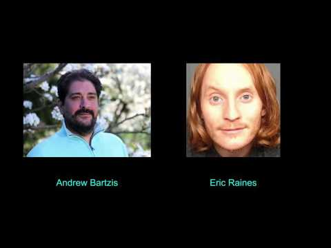 Andrew Bartzis - Living The Mystical Life Webcast - April 19, 2018 - With Eric Raines