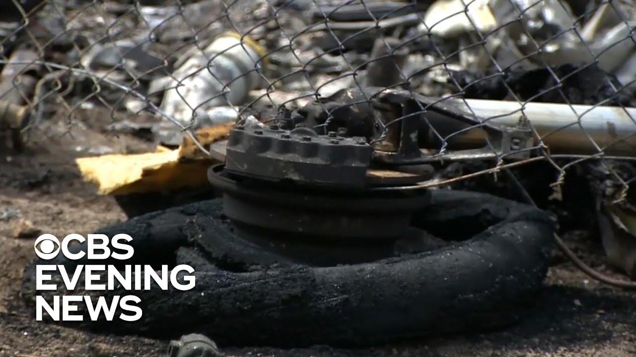 Skydiving plane in deadly crash involved in prior incident