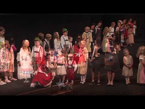 Sing-A-Long-A Sound of Music - Costume Parade - Melbourne 2014