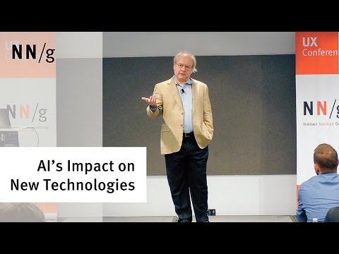 Jakob Nielsen: AI's Impact on New Technologies