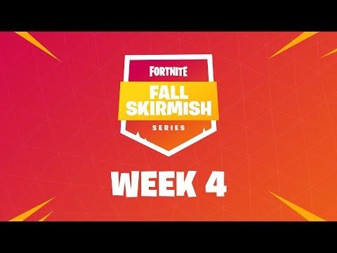 Fall Skirmish Week 4 Club Standings