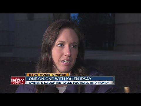 Kalen Irsay: Roots in family, faith, football