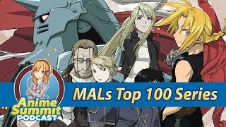 Why the MAL Top 100 Anime Series are WRONG - Anime Podcast