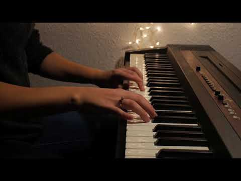 """The Walking Dead """"The Damned"""" 08x02 - Ready For War (piano cover)"""
