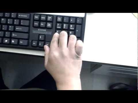 Ten-key Numeric Keypad