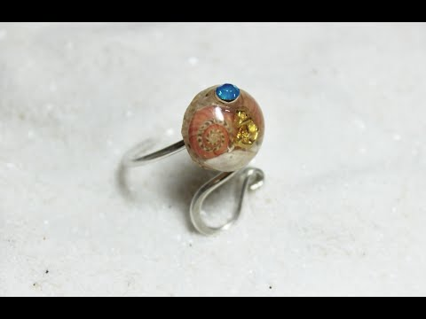 Crankin' Out  Crafts-ep480 Tide Pool Bubble Ring