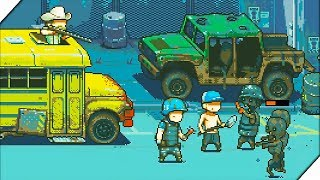 ЛЕГКИЙ СЛОЖНЫЙ УРОВЕНЬ - Игра Dead Ahead Zombie Warfare # 16 Зомби игры на андроид
