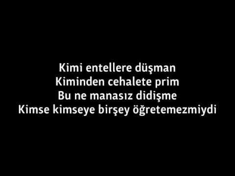 Doğukan Manço ft. Tuğba Yurt - Sakin ol Lyrics