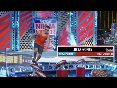 NINJA WARRIOR BEHIND THE SCENES (ROAD TO VEGAS EP. 4)