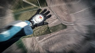This is how it feels to JUMP OUT OF A PLANE😲 (solo skydiving)