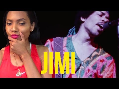The Jimi Hendrix Experience- Purple Haze Live At The Atlanta Pop Festival REaction