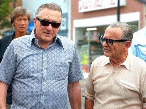 The Irishman ( Al Pacino, Robert de Niro, Joe Pesci & Scorsese Spotted)