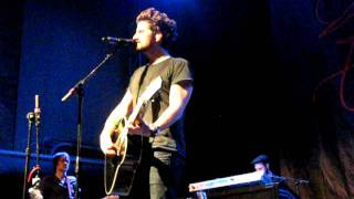 Matt Nathanson - All We Are- Baltimore MD- 1-29-12