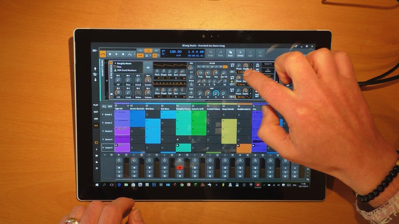 bitwig studio 1 3 full in depth review part 2