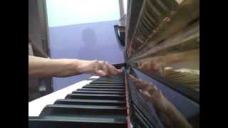 ไม่เจ็บอย่างฉันใครจะเข้าใจ(สามีตีตรา)piano cover by Pusit(081-1761573)