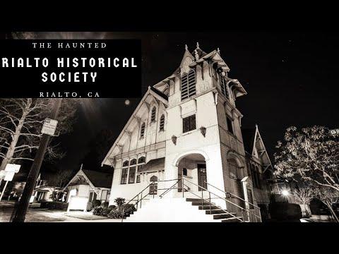 SIU- The Rialto Historical Society, Rialto, CA