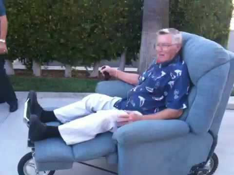 Motorized Recliner Youtube