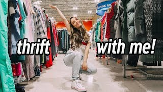 Come Thrift With Me!!
