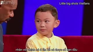 Little Big Shots Vietsub - Thần đồng toán học 7 tuổi khiến ai nấy đều kinh ngạc