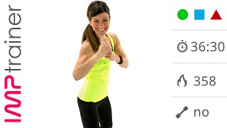 36 Minuti: Workout Total Body Intenso - Cardio & Resistenza