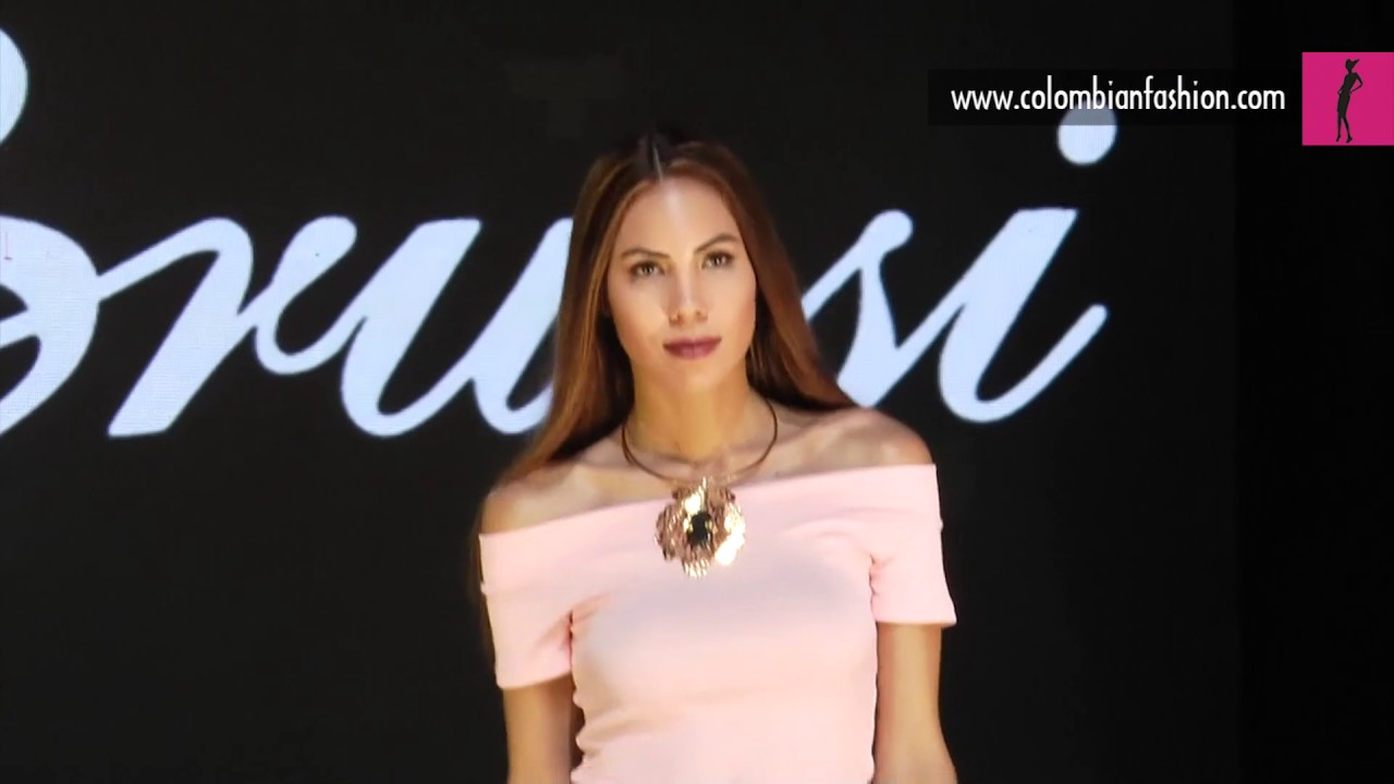 Pasarela BRUSSI - Neiva Expo Moda 2017