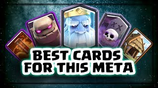 LADDER PUSH LIVE GAMEPLAY WITH META ROYAL GHOST DECK !