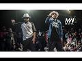 FUNKY MIND VS MAD POP I FINAL POPPING I MAFIA WALLITILI 2017