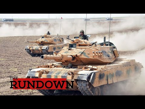 Syrian Army Enters Manbij As Turkey Mulls Offensive