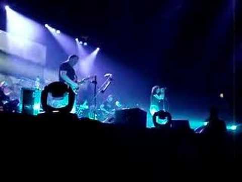 Portishead - Nylon Smile - Live HMH 2008