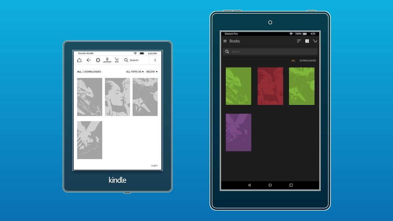 Amazon Kindle: Kindle Owners' Lending Library