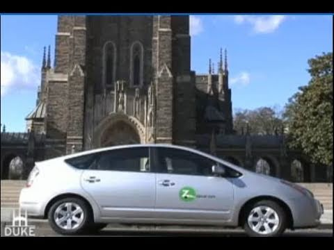 Zipcar offers alternative to parking at Duke