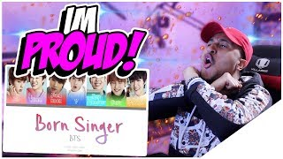 First Time buying BTS Tickets (Story Time) | BTS Born Singer Reaction