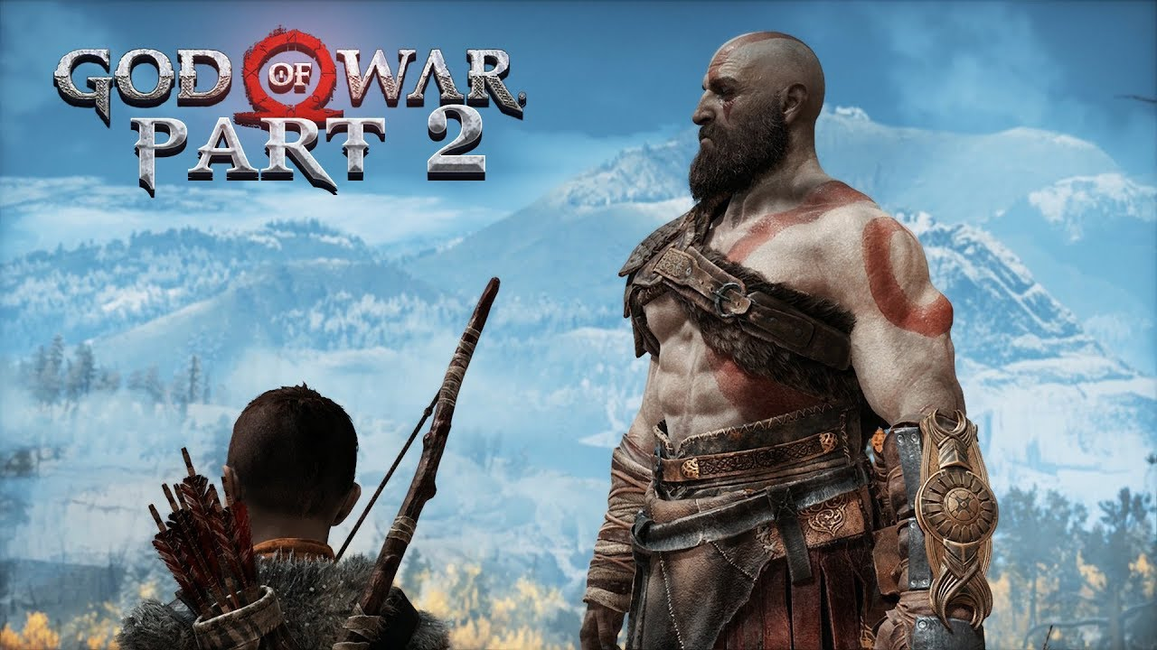 God Of War Part 2 Father Son Bonding Let S Play Walkthrough Ps4 Pro Gameplay