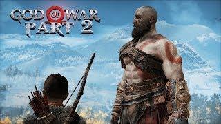 GOD OF WAR Gameplay Walkthrough Part 3 - World Serpent (PS4 PRO 4K