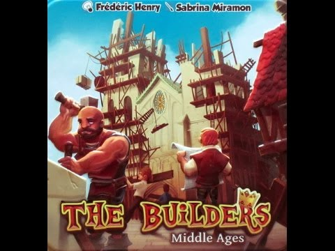 The Builders: Middle Ages Review