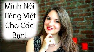 Chung mình quen nhau như thế nào bằng tiếng Việt   Người Mỹ nói tiếng Việt   Audrey Nguyen