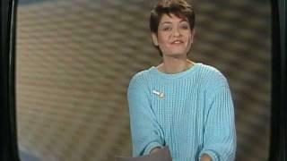 """ZDF - Ansage """"Gefragt - gewusst - gewonnen!"""" (22.03.1986)"""