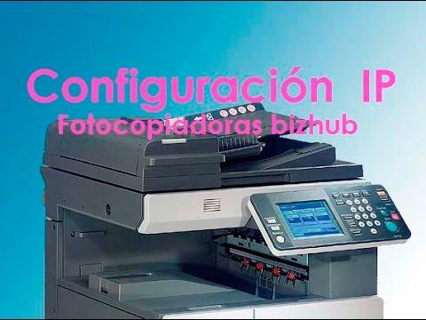 Konica Minolta Bizhub 362 MFP Universal PCL6 Driver Windows XP