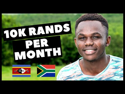 3 Best Ways To Make Money Online In South Africa [2020 Tutorial] || Sonny Gavin