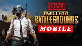 🔴 [LIVE] PUBG Mobile Indonesia ~ PUSH RANK LAGEEE