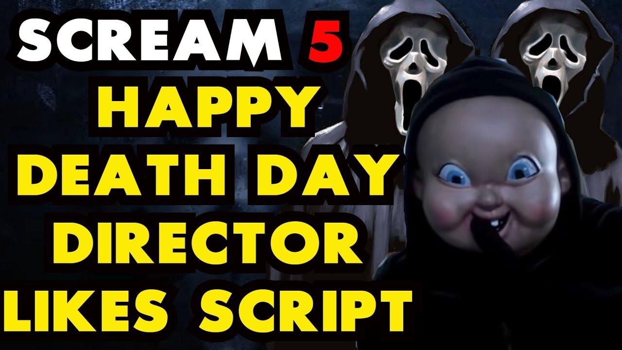 Scream 5 | Happy Death Day Director Praises The Script