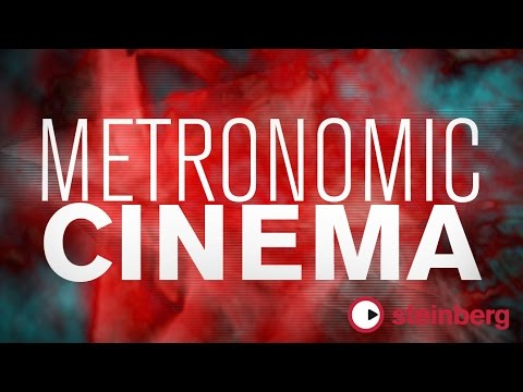 Metronomic Cinema for Groove Agent 4 -  Audio Demos
