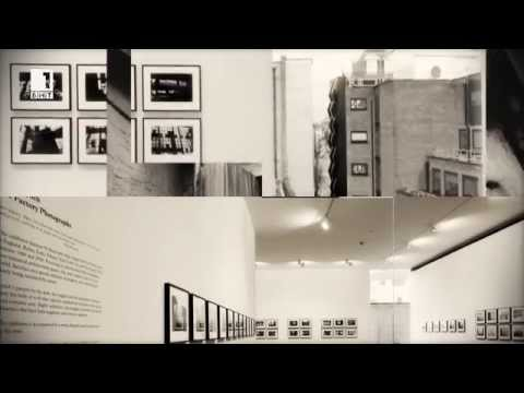 LONDON ART - David Lynch at The Photographers' Gallery - David Lynch - Culture TV Show