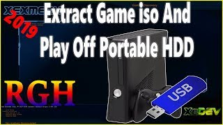 How to Install ISO Extracted RGH Games (RGH/JTAG Only) / rgh