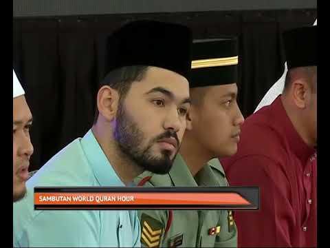 Sambutan World Quran Hour