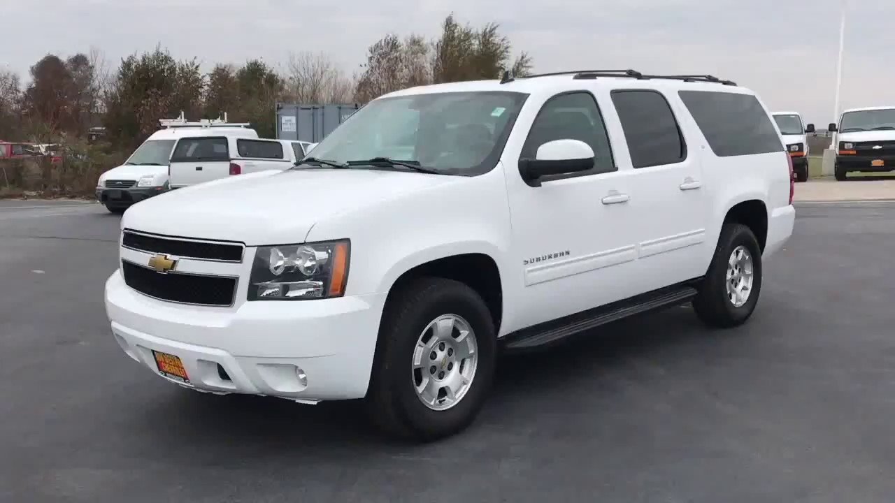 2013 used chevrolet suburban for sale at ron westphal chevy youtube. Black Bedroom Furniture Sets. Home Design Ideas