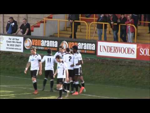 Hemel Hempstead v Dartford Goals