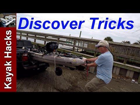 Loading a Kayak on a Truck - Heavy Kayak Loading Tips