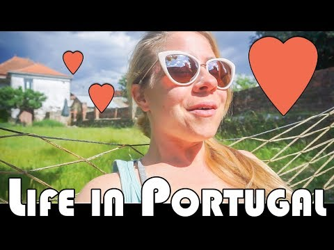 LOVING OUR LIFE IN PORTUGAL - FAMILY DAILY VLOG